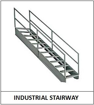 Industrial Stairways Page