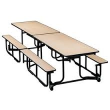 Beau Cafeteria Tables