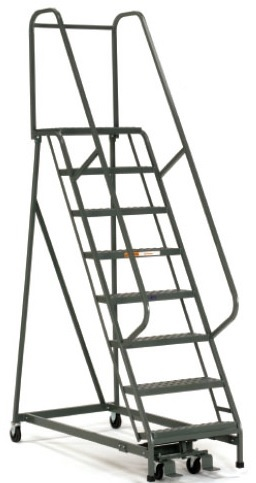 Industrial Rolling Ladder Rolling Ladder Rolling