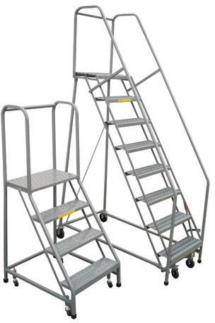 SAFETY ROLLING LADDER - US