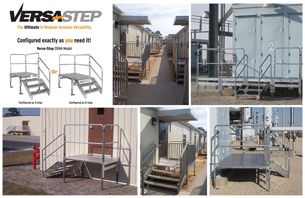 Versastep Adjustable Platform