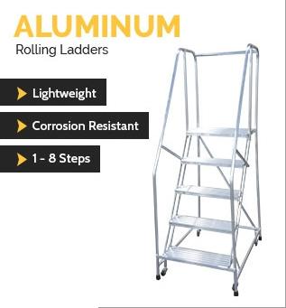 BLOG-Aluminum Ladders