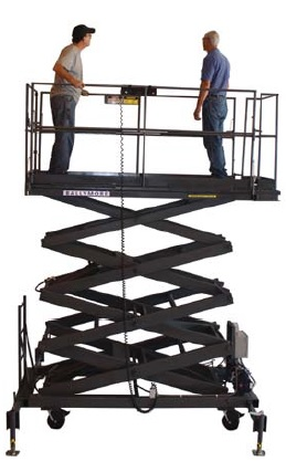 Man Lifts Are Good Industrial Access Solutions – U S  Industrial